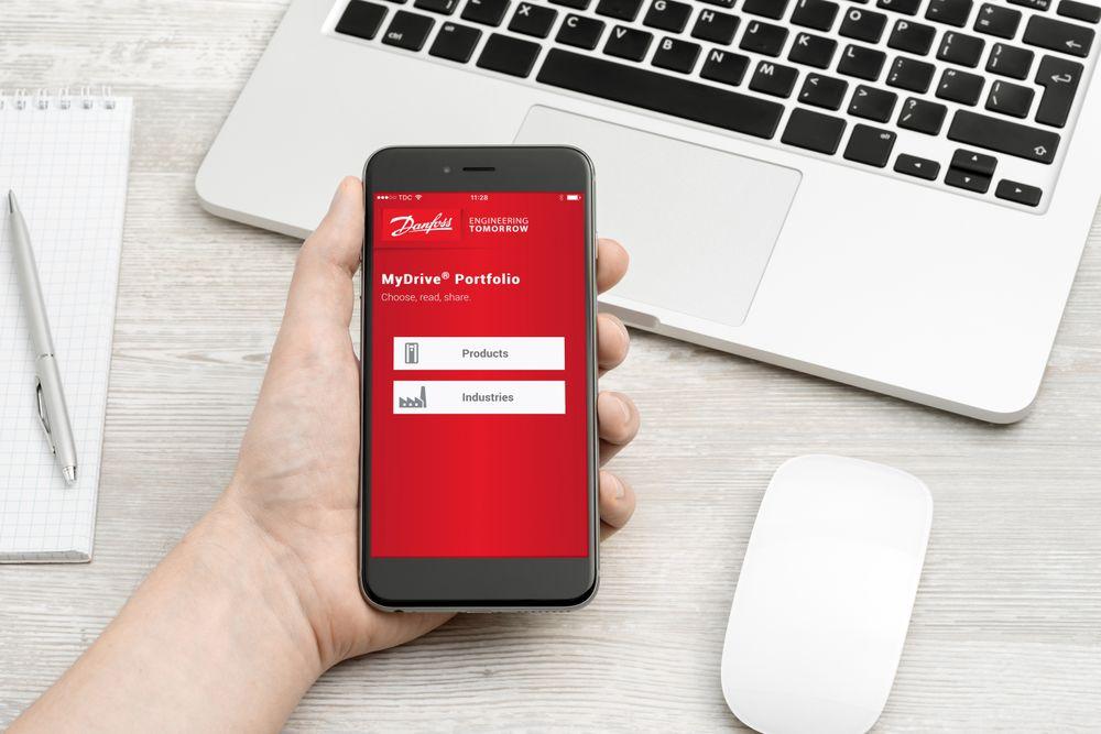 App med teknisk dokumentasjon
