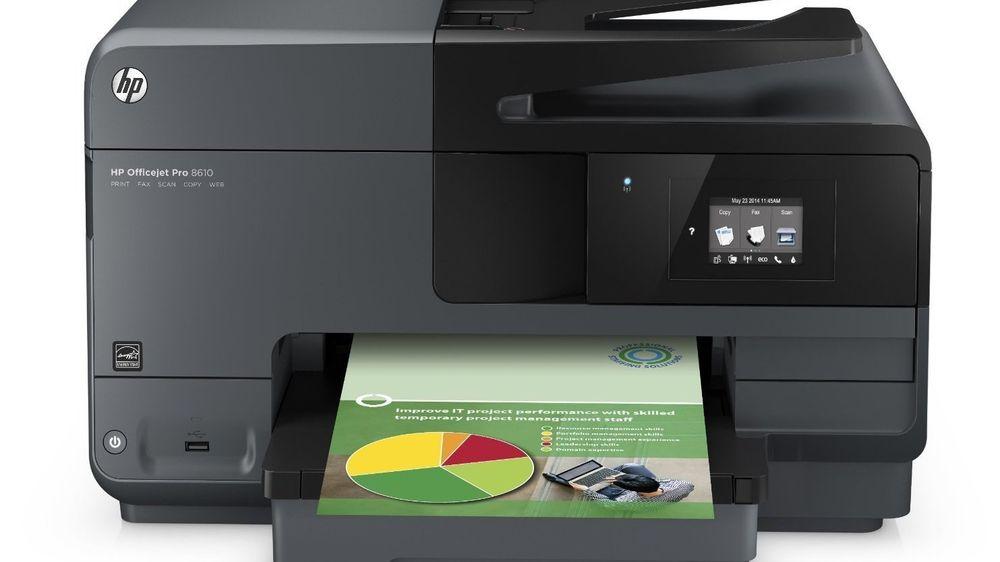 HP-skrivere ville plutselig ikke godta blekk fra tredjepartsleverandører.