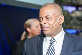 USAs transportminister Anthony Foxx besøkte Norge under regjeringskonferansen «Fremtidens transportløsninger» i april.