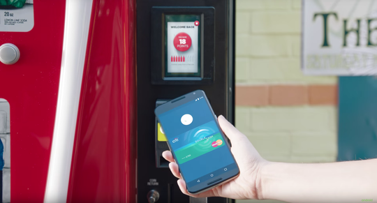 Android Pay er NFC-basert, og utvikles av Google.