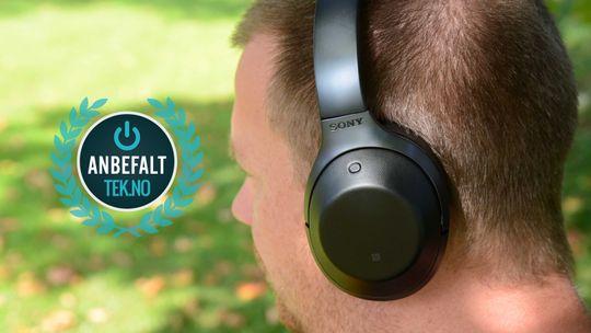 Sony MDR-1000X er utvilsomt et produkt vi kan anbefale deg :).
