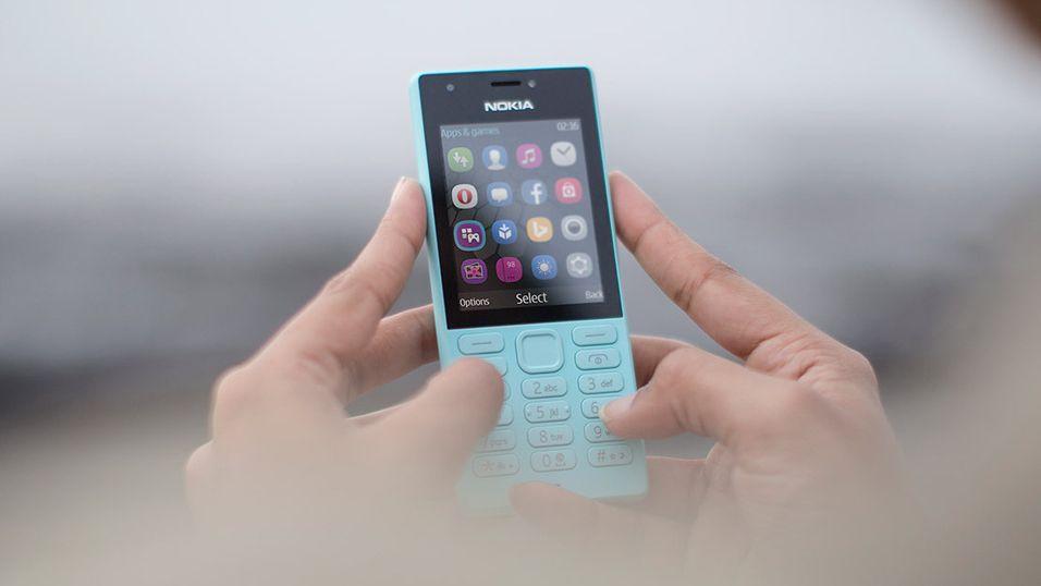 Nokia 216.