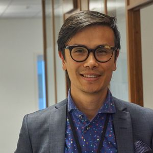 Thang Manh Tran, Forretningsutvikler for VIpps i DNB.