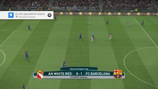 Selvfølgelig får jeg dette trofeet med Barcelona.