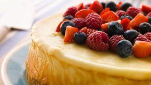 Bak ostekaken slik new yorkerne elsker den