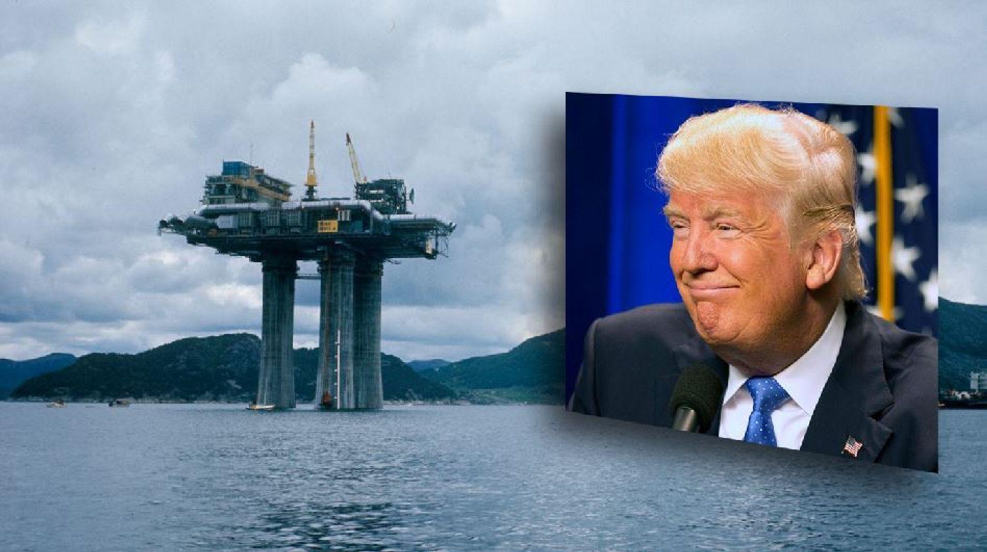 Historisk: Ringrever i norsk oljebransje vil gjenreise oljehovedstaden. Her er ståldekket til oljeboringsplattformen Condeep / Beryl A ved verftet i  Stavanger i 1975.