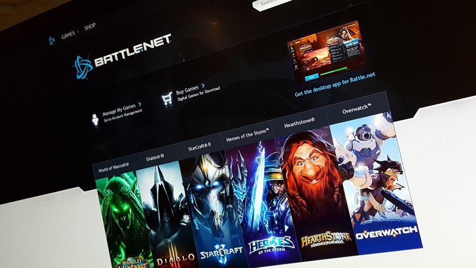 Etter 20 år kvitter Blizzard seg nå med Battle.net-navnet
