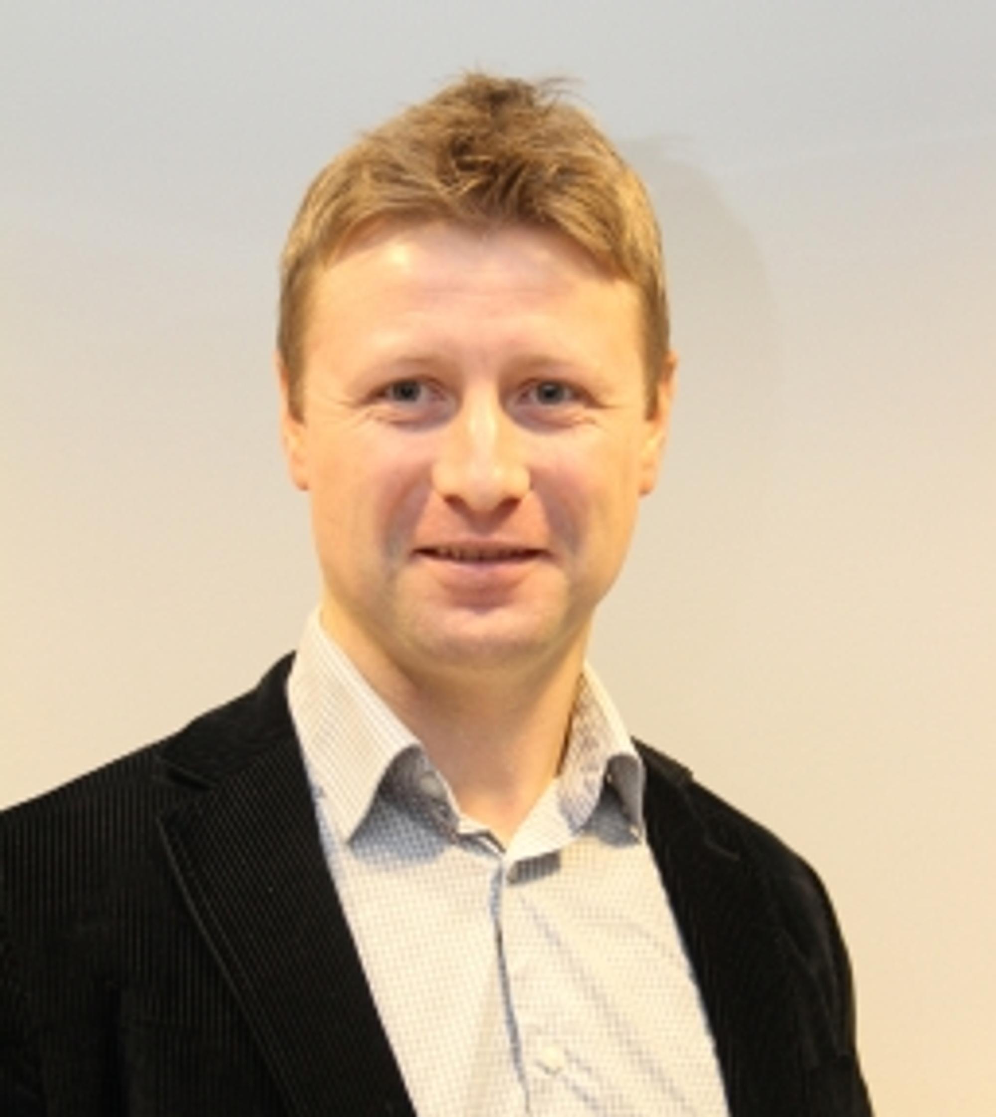 Seksjonssjef, Daniel Hegland, i Nasjonal kommunikasjonsmyndighet.