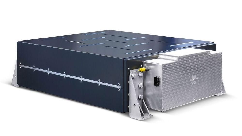 Kreisel Electric bygger batteripakker til elbiler og andre applikasjoner. Neste år åpner de ny fabrikk.