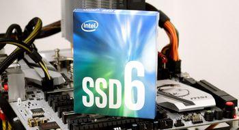 Test: Intel SSD 600p Series 512 GB