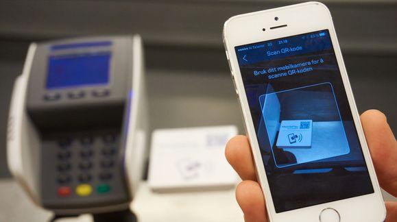 Hvorfor bruker ikke flere mobilen til å betale med?