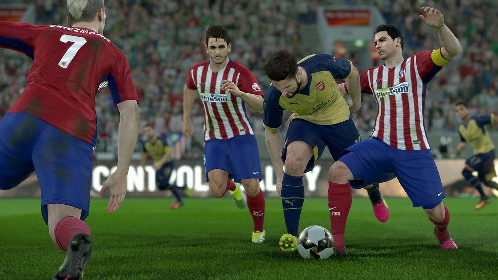 ANMELDELSE: Pro Evolution Soccer 2017