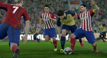 Test: Pro Evolution Soccer 2017