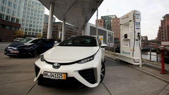 Toyota Mirai er en hydrogenbil som er tilgjengelig i Norge.