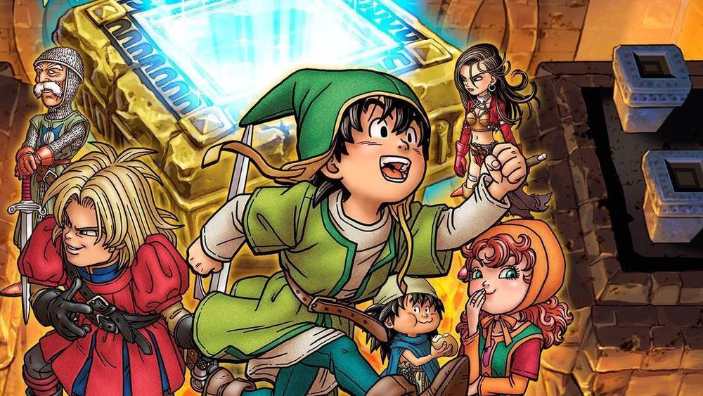ANMELDELSE: Dragon Quest VII: Fragments of the Forgotten Past