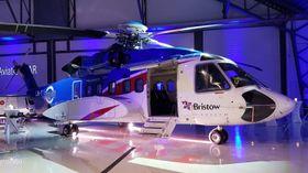 Sikorsky åpnet sitt nye framskutte delelager på Sola tirsdag og stilte ut Bristow-helikopteret som gjorde at den samlede S-92-flåten i mai passerte en million flytimer.