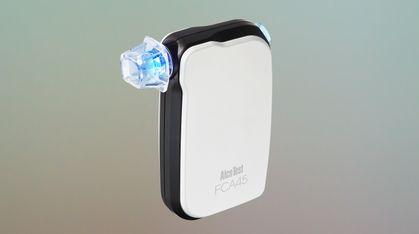 Denne promillemåleren kan du koble til mobilen din