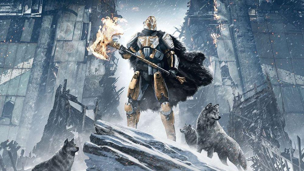 ANMELDELSE: Destiny: Rise of Iron