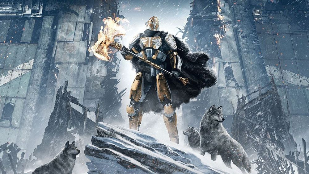 ANMELDELSE: Destiny: Rise of Iron