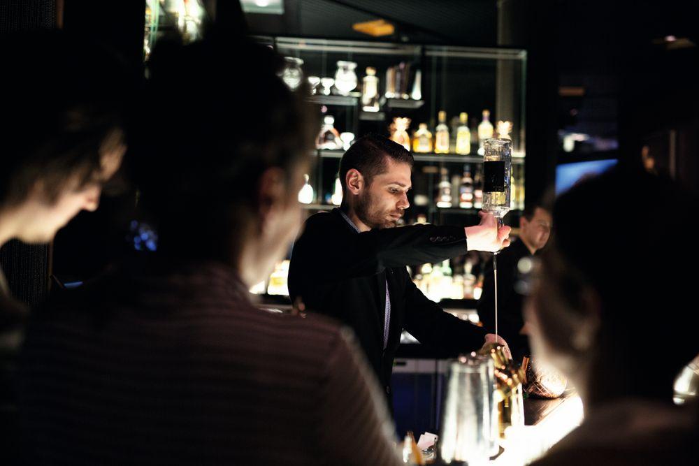 Slavomir Kytka har jobbet sammen med Chris Grøtvedt i 18 måneder med den nye menyen.