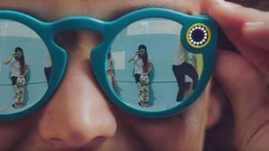 Snapchat lanserer solbriller med kamera