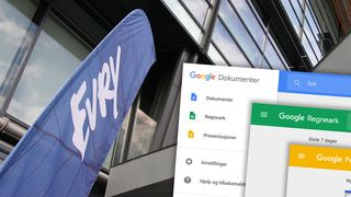 Evry inngår samarbeid med Google