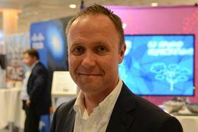 Vidar Berg er sjef for IT-infrastruktur i Aibel.