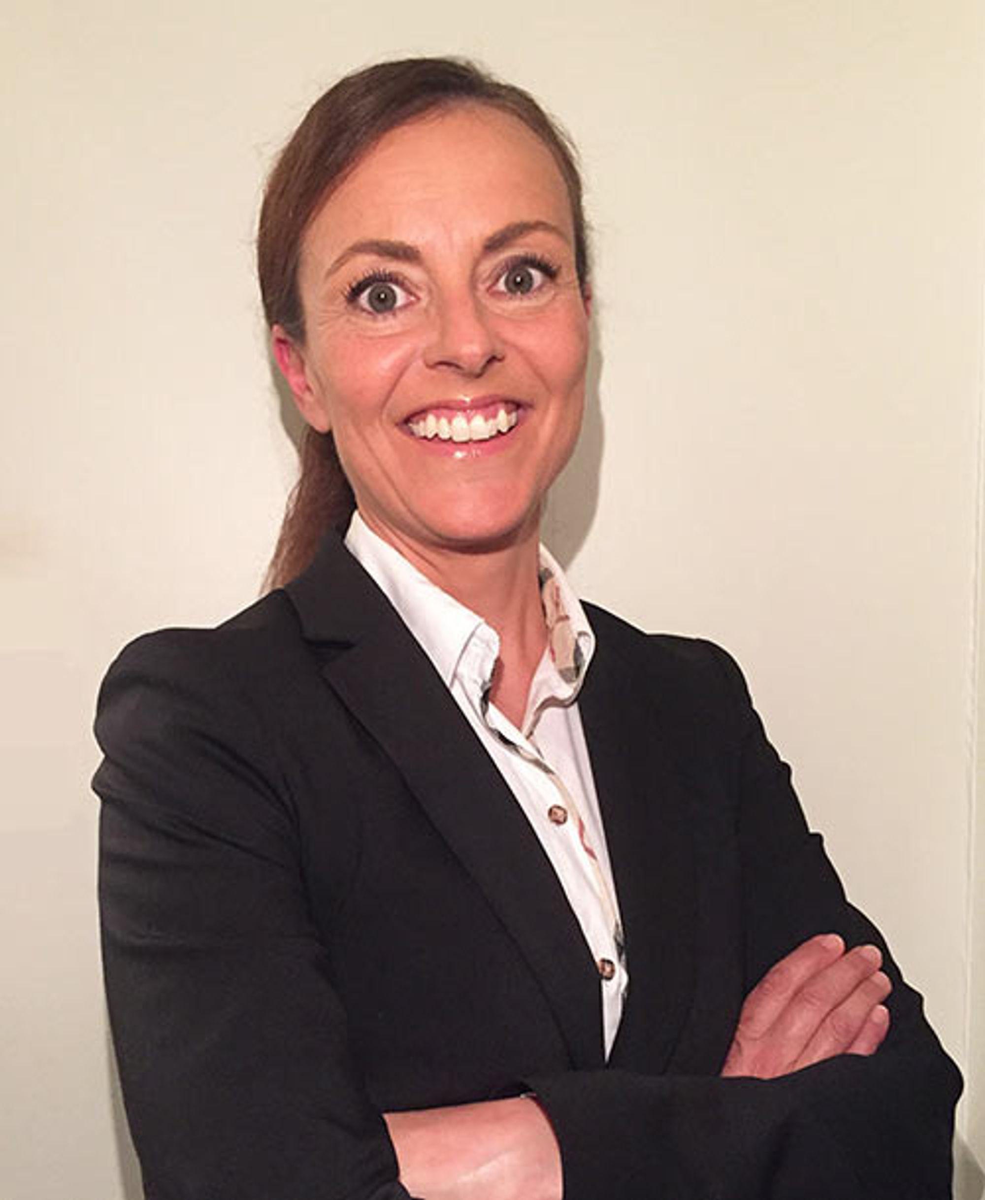 Hege Arntzen er nytilsatt rektor ved Norsk Restaurantskole.