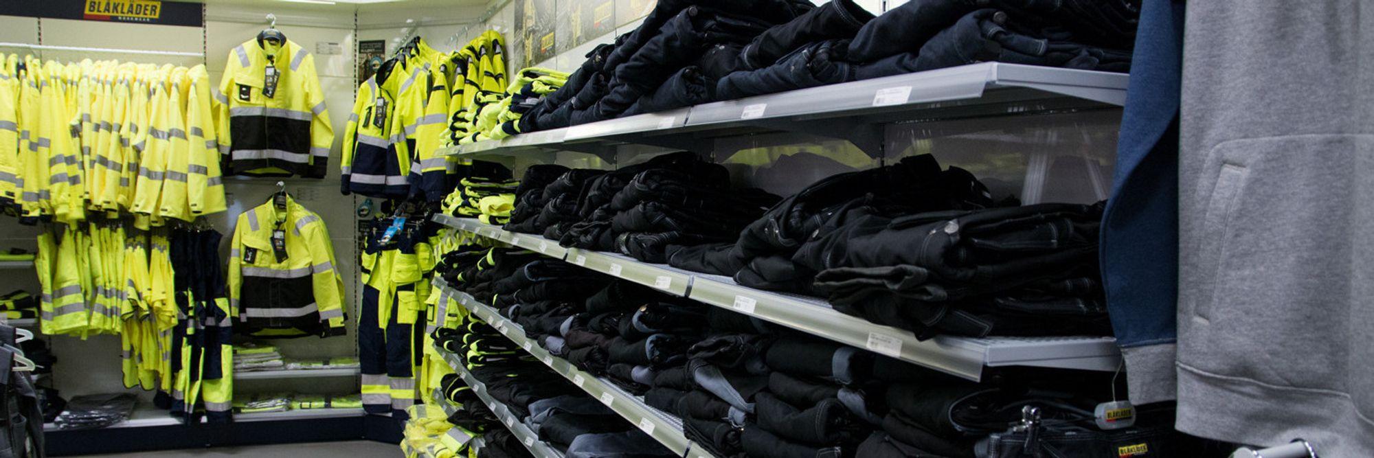 ANNONSE: Uansett hvor du jobber, vil disse klærne holde deg varm og tørr