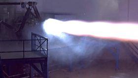 På maks klarer disse motorene en skyvkraft på 3000 kilo-newton.