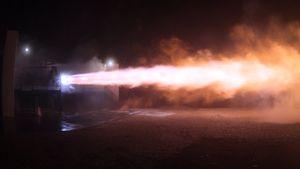 Med denne rakett-motoren skal Elon Musk frakte mennesker til Mars