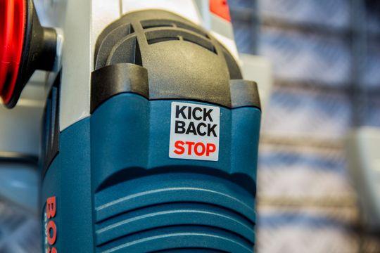 Se etter denne neste gang du besøker en TOOLS-butikk: Dette lille merket finnes på en del kraftverktøy, og det kan redde håndleddet eller enda viktigere kroppsdeler når uhellet er ute.