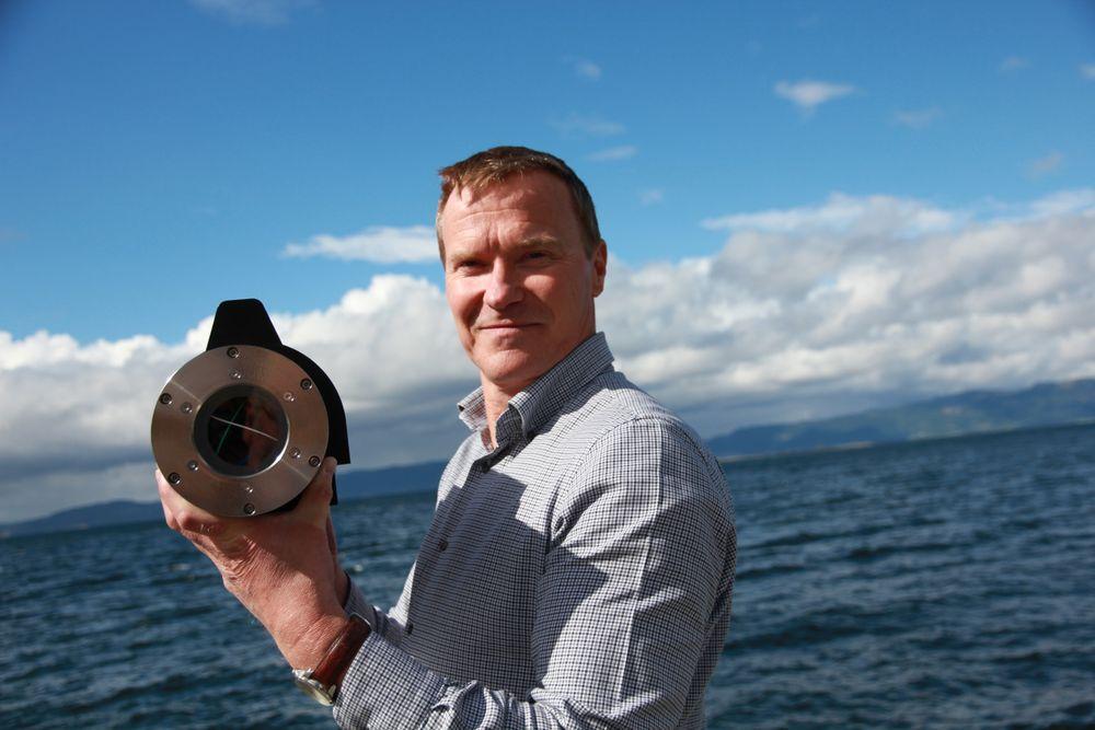 Starte produksjon: Daglig leder Ivar Erdal sier at Ecotone etter flere års forskningsinnsats er klar til å selge produktet og starte egen produksjon.