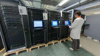 Her bygger de 1000 nye servere hver eneste dag