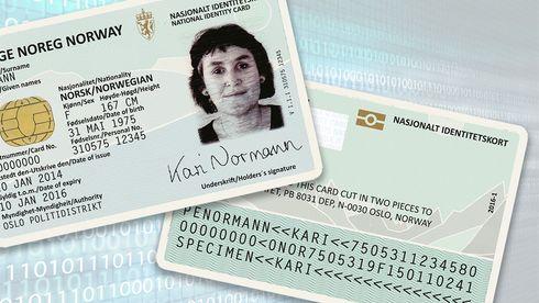 Åpent brev til justisminister Anundsen: Uklarhet om nasjonalt eID-kort
