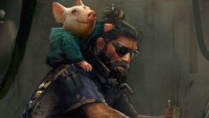Beyond Good & Evil-skaperen hinter om et nytt spill