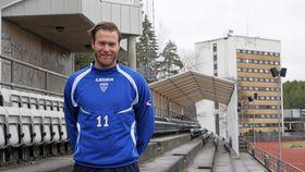 FORNØYD: Trener og sportslig leder Knut Slatleim har all grunn til å være fornøyd med årets sesong.