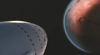 Musk vil gjøre det like billig å flytte til Mars som å kjøpe bolig i USA