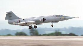 FØRSTE PULJE: «626» var et av flyene som ankom Norge 7. august 1963. Det gikk ut av norsk tjeneste i 1981.