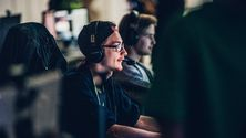 TV 2 sender direkte fra spillturneringene på Gigacon i helgen