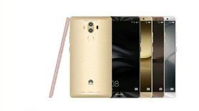 Huawei Mate 9, her på et nylig lekket bilde, blir trolig den første mobilen med den nye Kirin 960-brikken.