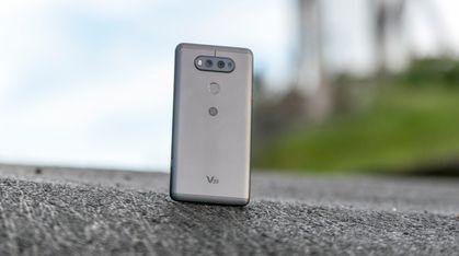 Hils på V20, LGs fantastiske anti-iPhone