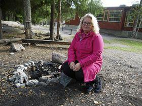 STÅR FREM MED SIN HISTORIE: I ukens Oppegård Avis og på nye oavis.no snakker Nina Birkeland om situasjonen som førte til at familien valgte å flytte ut av kommunen. Dette er en sterk historie som imponerer oss!