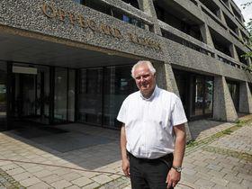 RÅDMANNEN: – Vi ønsker at enhver elev skal føle seg trygg, sett og ivaretatt, sier konstituerende rådmann Lars Henrik Bøhler.