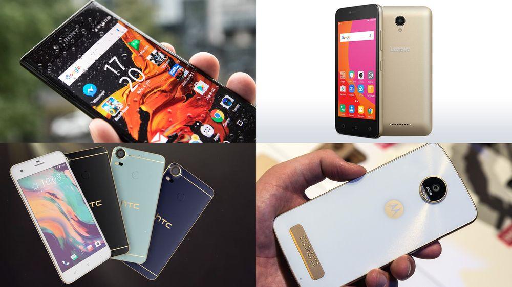 Det kommer en rekke nye mobiler i handelen i oktober. Særlig spennende er det for deg som ikke vil bruke mange tusen på ny telefon.