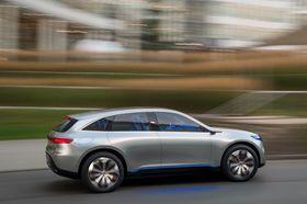 Generation EQer en kompakt SUV.