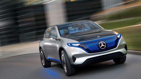 Dette er Mercedes' kommende elbil
