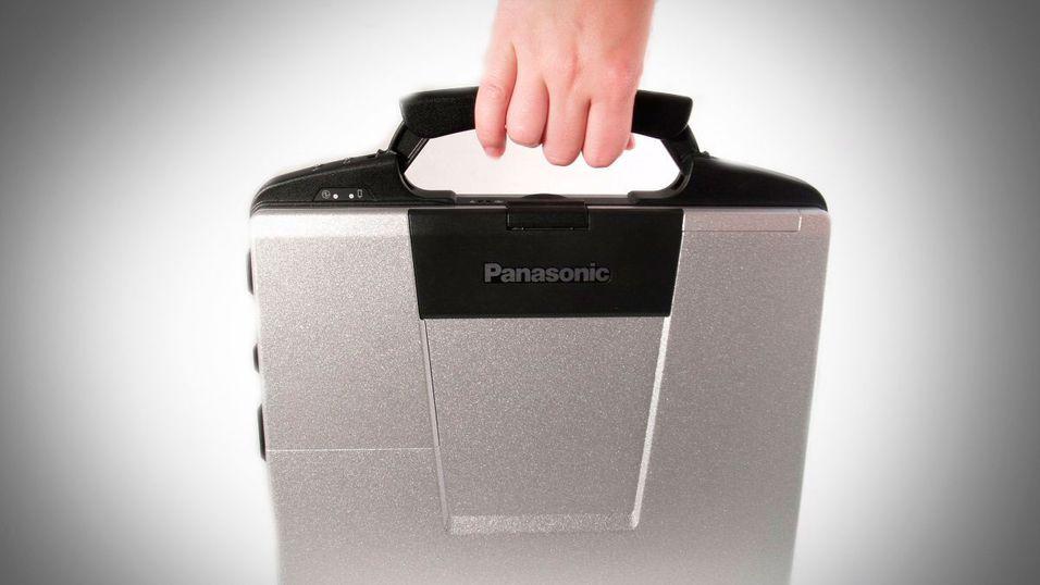 TEST: Panasonic Toughbook CF-74