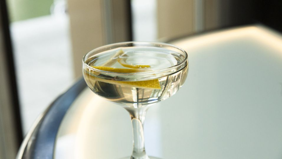 Knickerbocker martini
