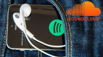 Spotify snuser visst på musikktjenesten Soundcloud